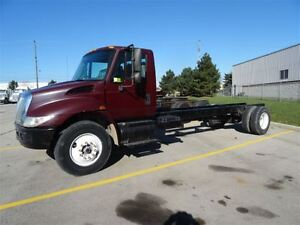 2003 International 4200 Cab and Chassis