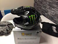 Child's Motorcross Helmet