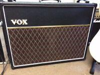 Vox Ac15c2 Twin Guitar Amp