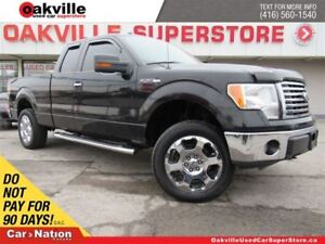 2010 Ford F-150 XLT | TONNEAU COVER | CHROME RIMS | B/U CAM | A/