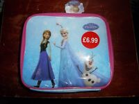 FROZEN LUNCH BAG BRAND NEW WITH TAG