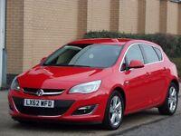 Vauxhall Astra 2.0CDTI 16V AUTO SRI 165PS