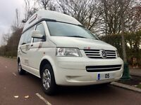 SUPERB 2005 VW T5 AUTO-SLEEPER TRIDENT 2.5 TDI 130BHP 58,000 MILES WINTER BARGAIN DO NOT MISS