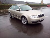 Skoda Superb Elegance Automatic Tdi Fully Loaded Full Service History Superb Brilliant Drives