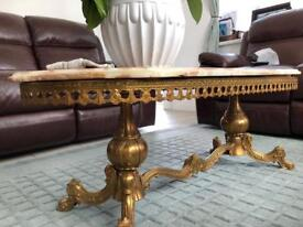 Harrods occasional coffee table