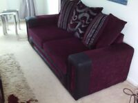 3 + 2 seater sofas set and lounge items.