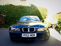 BMW Z3 1.9 Convertible Very Good Condition