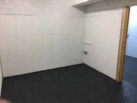 Cheap Workshop, garage, storage unit Charminster, Bournemouth. Loading Bay, CCTV, free power, lights