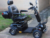 Rascal Pioneer 8mph Large Mobility Scooter. Mint Condition. Can Deliver.