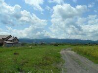 Panoramik land in Transilvanya 1200 metrupotrat in Miercurea Ciuc
