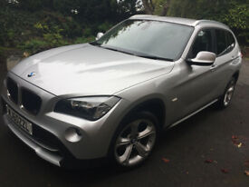 BMW X1 SDRIVE20D SE - Great condition - low mileage - FSH - Reduced today
