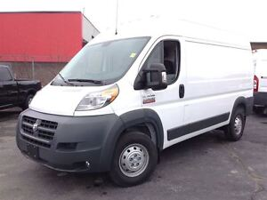 2016 Ram ProMaster 2500 HIGH ROOF**ONLY 501 KMS!!**BLUETOOTH**BA