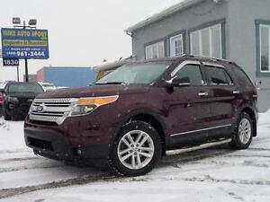 2011 Ford Explorer 8 places XLT