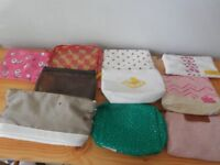 make up bags/cosmetic bags 50p each or 4 for £1, new /unused