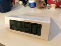IKEA Digital alarm clock