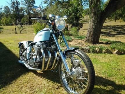 Honda CB750 Road Chopper Bucasia Mackay City Preview