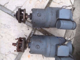NECO electric Gearing motor