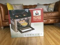 Camp chef camp oven gas oven & hob new and boxed collection Luton Bedfordshire