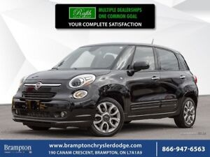 2014 Fiat 500L EASY   1 OWNER TRADE-IN  