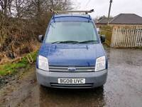 NO VAT. Ford Transit Connect T230 L90, 1 Previous owner, 93,000 Miles,FSH,MOT 7/3/18,TEL-07477651115