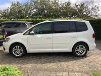 VW, TOURAN, MPV, 2014, Manual, 1598 (cc), 5 doors