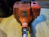 Echo pro brushcutter SRM4000