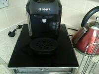 Coffee machine tassimo