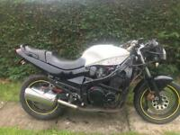 Suzuki gsx600f not bandit z650 750 gsxr cheap bike easy project