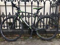 Merida Speeder 200 Black/Green