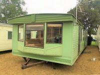 Static Caravan For Sale in Cumbria