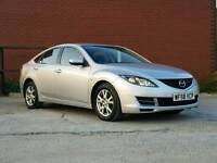 Mazda 6 diesel not FORD Mondeo Audi a4 a6 Vauxhall insignia