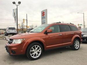 2014 Dodge Journey R/T AWD ~8.4 Touchscreen ~P/Seat ~RearView Ca