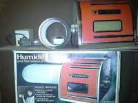 Humidificateur de fournaise a air chaud pulse.