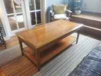 A Grange coffee table, France, late 20th Century.