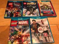 WiiU games