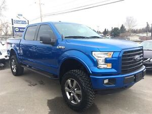 2015 Ford F-150 FX4/ 5.0/ SPORT/ LIFTED/ NAVI/ ROOF