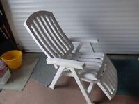 7 position Garden Chair/RElaxer