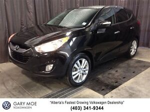 2012 Hyundai Tucson Limited with Leather