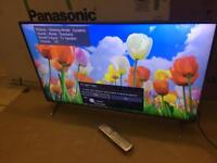 "Panasonic 40"" smart 4k ultraHD Excellent Condition Bargain Boxed"