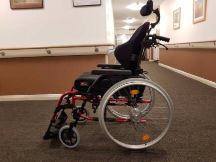 Premium  wheelchair- great buy! Kambah Tuggeranong Preview
