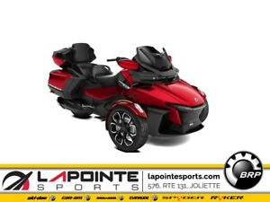 2020 Can-Am Spyder RT  Limited SE6 Édition Chrome