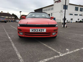 Toyota Celica Automatic 2.0 GT 4 Wheel Steering 2dr£4,995 p/x welcome 1991 (H reg), Convertible