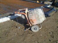 belle cement mixer 240 volts
