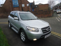 2007 HYUNDAI SANTA FE CDX CRTD AUTOMATIC (7)SEATS FULL LEATHER SEATS COME WIT...