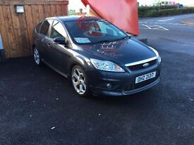 FORD FOCUS 1.6 TDCI ECONETIC 2009 - ST ALLOYS & ST BODY KIT