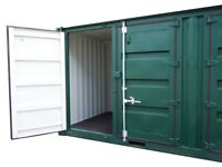 Container Self Storage Unit to rent near Great Dunmow