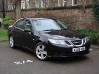 FINANCE AVAILABLE!!! 2009 SAAB 9-3 1.9 TiD 150 TURBO EDITION 4dr, FSSH, FULL LEATHER, AA WARRANTY