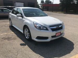 2013 Subaru Legacy 3.6R w/Limited Pkg/One Owner/ No Accidents/AW