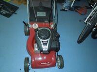 Einhell 125cc Self Propelled Mower