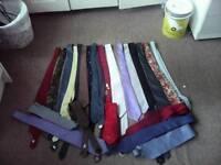 Loads of ties
